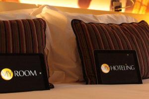 IPAD EN LAS HABITACIONES DE HOTEL