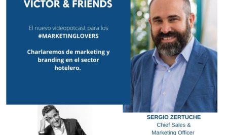 Victor & Friends: primer episodio con Sergio Zertuche.